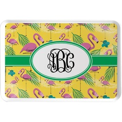 Pink Flamingo Serving Tray (Personalized)