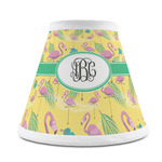 Pink Flamingo Chandelier Lamp Shade (Personalized)