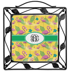 Pink Flamingo Trivet (Personalized)
