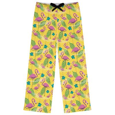 Pink Flamingo Womens Pajama Pants 2xl Personalized Youcustomizeit