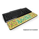 Pink Flamingo Keyboard Wrist Rest (Personalized)