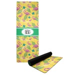 Pink Flamingo Yoga Mat (Personalized)