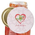 Valentine Owls Jar Opener (Personalized)