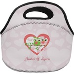 Valentine Owls Lunch Bag (Personalized)