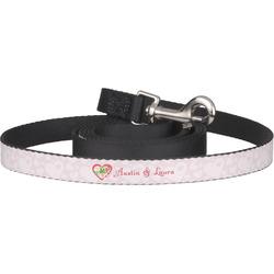 Valentine Owls Pet / Dog Leash (Personalized)