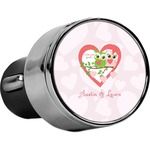 Valentine Owls USB Car Charger (Personalized)