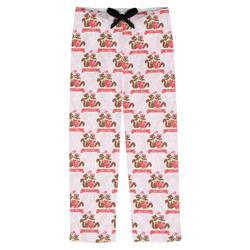 Chipmunk Couple Mens Pajama Pants (Personalized)