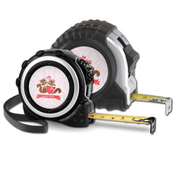 Chipmunk Couple Tape Measure (Personalized)