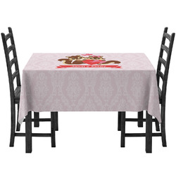 Chipmunk Couple Tablecloth (Personalized)