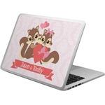 Chipmunk Couple Laptop Skin - Custom Sized (Personalized)