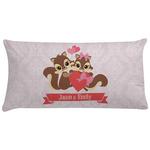 Chipmunk Couple Pillow Case (Personalized)