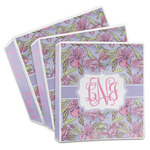 Orchids 3-Ring Binder (Personalized)