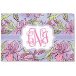 Orchids Woven Mat (Personalized)