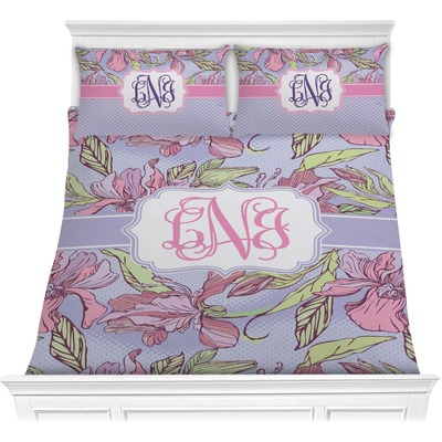 Orchids Comforters (Personalized)