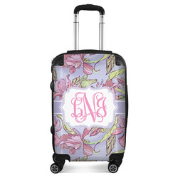 Orchids Suitcase (Personalized)