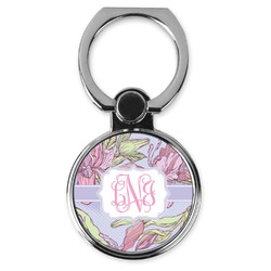 Orchids Cell Phone Ring Stand & Holder (Personalized)