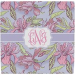 Orchids Ceramic Tile Hot Pad (Personalized)