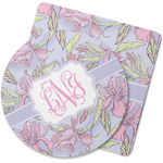 Orchids Rubber Backed Coaster (Personalized)