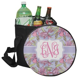 Orchids Collapsible Cooler & Seat (Personalized)