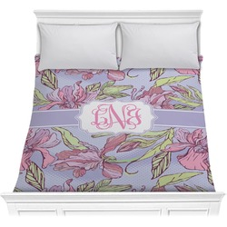 Orchids Comforter (Personalized)