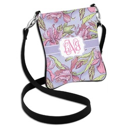 Orchids Cross Body Bag - 2 Sizes (Personalized)