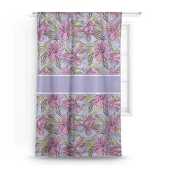 Orchids Curtain (Personalized)