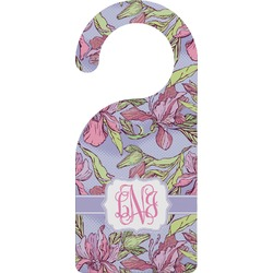 Orchids Door Hanger (Personalized)