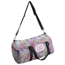 Orchids Duffel Bag (Personalized)