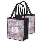 Orchids Grocery Bag (Personalized)