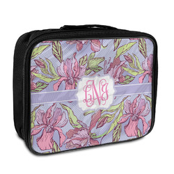 Orchids Insulated Lunch Bag (Personalized)