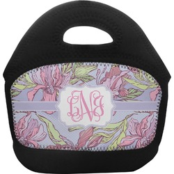 Orchids Toddler Lunch Tote (Personalized)