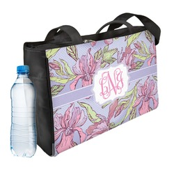 Orchids Ladies Workout Bag (Personalized)