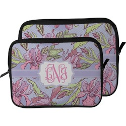 Orchids Laptop Sleeve / Case (Personalized)