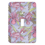 Orchids Light Switch Covers (Personalized)