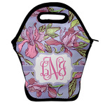 Orchids Lunch Bag w/ Monogram