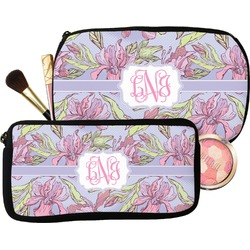 Orchids Makeup / Cosmetic Bag (Personalized)