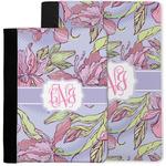 Orchids Notebook Padfolio w/ Monogram