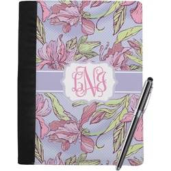 Orchids Notebook Padfolio (Personalized)