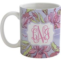 Orchids Coffee Mug (Personalized)