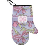 Orchids Oven Mitt (Personalized)