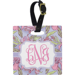 Orchids Luggage Tags (Personalized)
