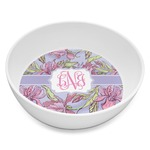 Orchids Melamine Bowl 8oz (Personalized)