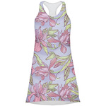 Orchids Racerback Dress (Personalized)