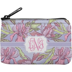 Orchids Rectangular Coin Purse (Personalized)