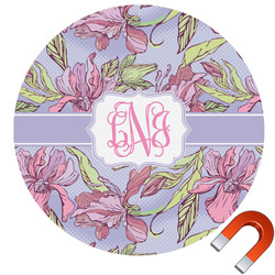 Orchids Car Magnet (Personalized)