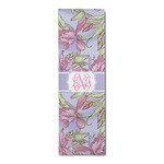 Orchids Runner Rug - 3.66'x8' (Personalized)