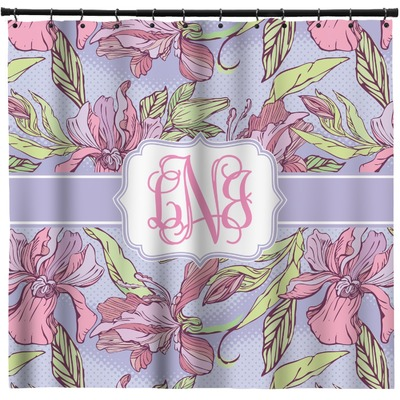 Orchids Shower Curtain (Personalized)