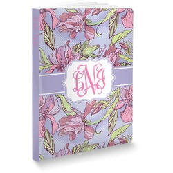 Orchids Softbound Notebook (Personalized)