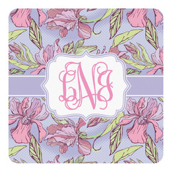Orchids Square Decal (Personalized)