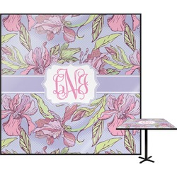 Orchids Square Table Top (Personalized)